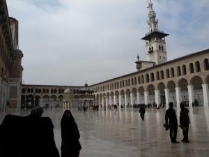 Dalam Masjid Umayyad